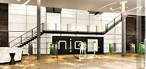 NIC Fashion fabric showroom