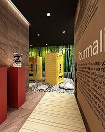 Hanyu Sauna showroom
