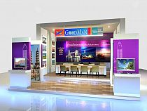 GM Tour Booth