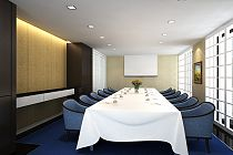 Bangkok Club / Meeting room + Function area