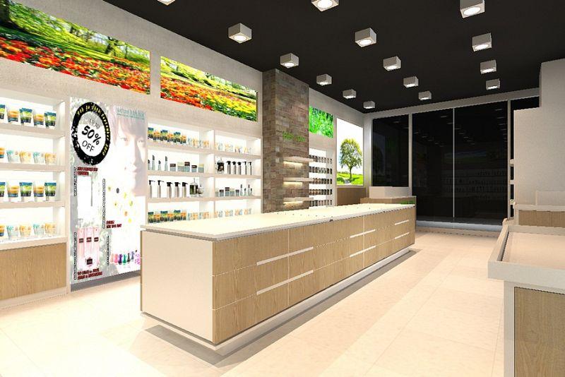 Cosmatic shop