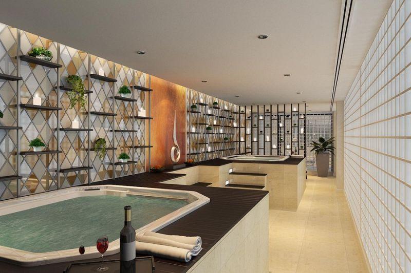 Bangkok Club / Spa