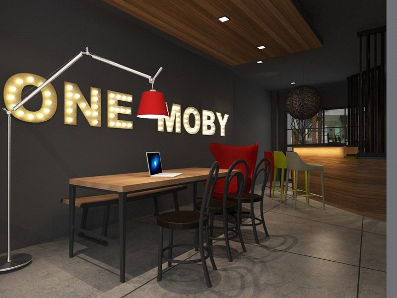 One Moby office Phase 1